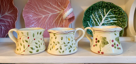 Tuscan Mini Jugs