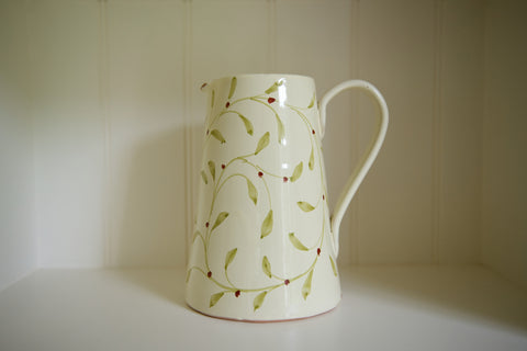 Leaf Pattern Jug