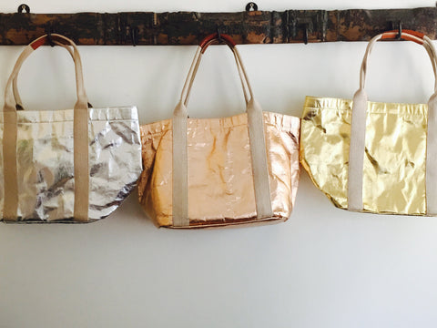 Uashmama Metallic Day Bags