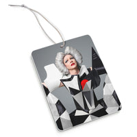 Mick Rock Portrait Car Air Freshener