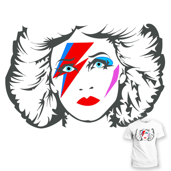 Bowie Hedwig Tee