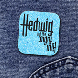Hedwig Logo Pin Pair