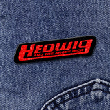Hedwig Film Logo Pin