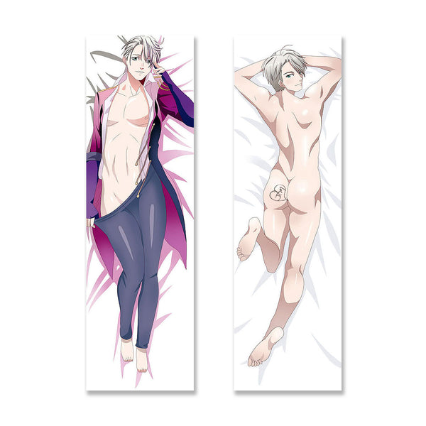 Yuri on Ice Signed Body Pillow Cover