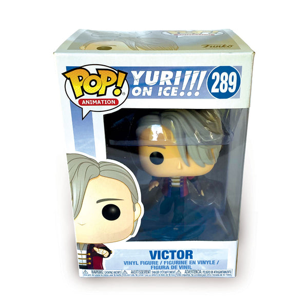 Signed Victor Funko Pop