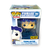 Signed Young Victor Funko Pop