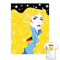 Pop Color Hedwig Tee