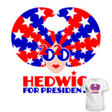 Hedwig for President Tee
