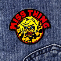 Miss Thing Limited Edition Pin