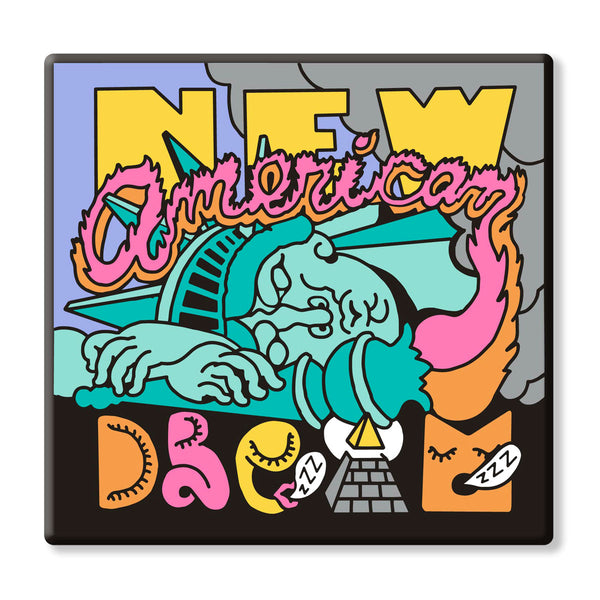 New American Dream Limited Edition Pin