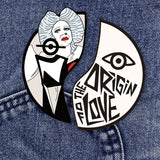 Origin of Love Limited Edition Pin Pair