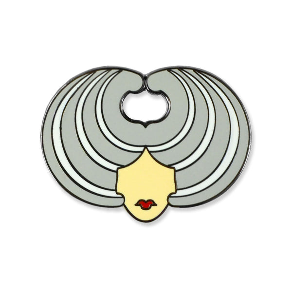 Wig Head — Origin of Love Limited Edition Pin