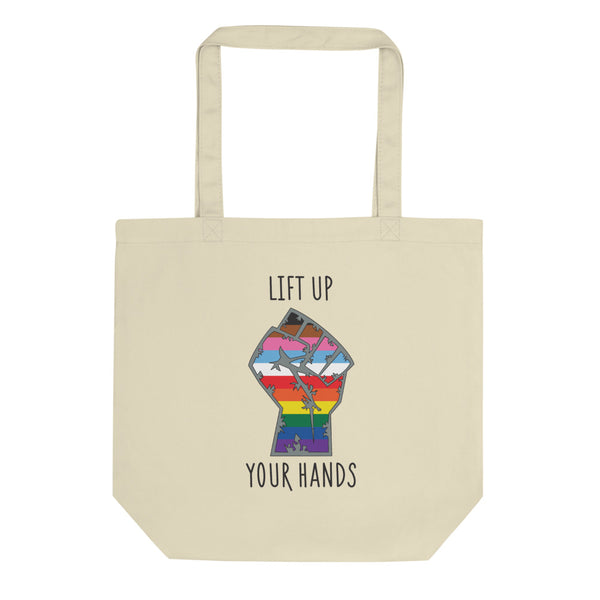 Lift Up Your Hands Tote