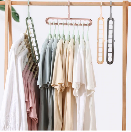 Magic Folding Hanger -3/4/6/10pcs