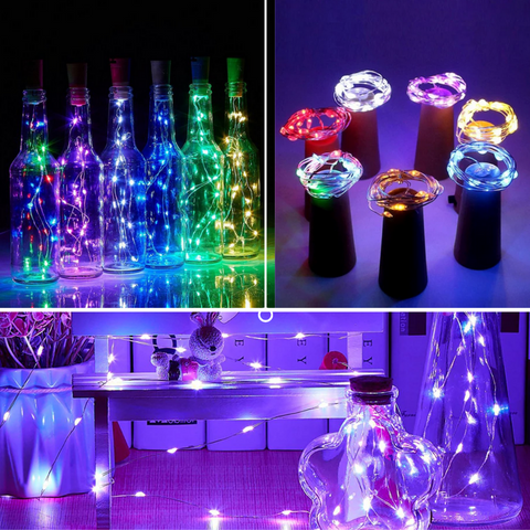 1M 2M 3M Led Garland String Lights