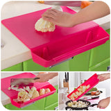 2 in1 Coloured Chopping Board