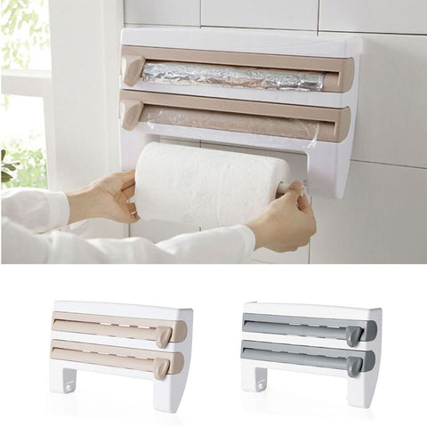 Cling Film and Foil Storage
