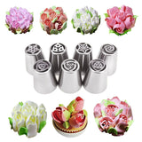 7PCS/SET RUSSIAN TULIP TIPS