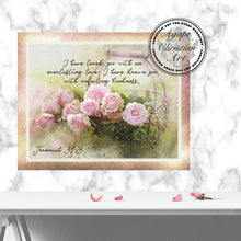 Load image into Gallery viewer, Everlasting Love | Jeremiah 31:3 Art Print