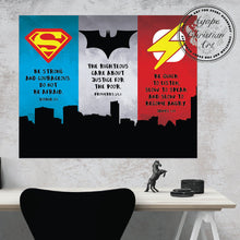 Load image into Gallery viewer, Super Heroes of the Faith | Art Print