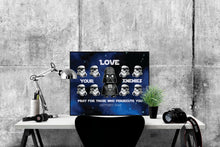 Load image into Gallery viewer, Love Your Enemies | Matthew 5:44 Art Print | Star Wars