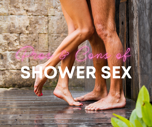 The Pros and Cons of Shower Sex