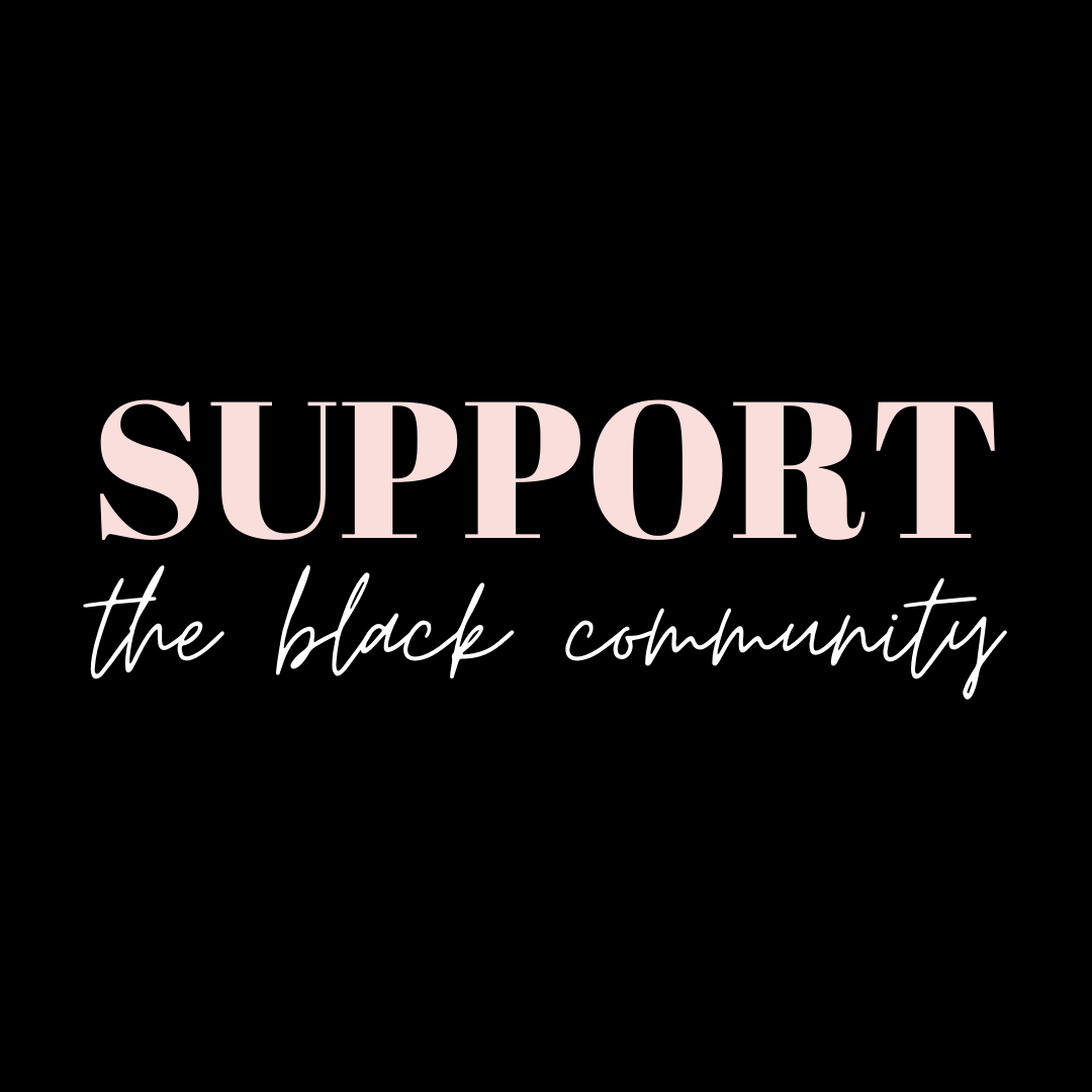 How You Can Support the Black Community through Books, Businesses, Sex Educators, and More