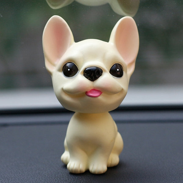 Car Dashboard Bobble Head Dog Ornament