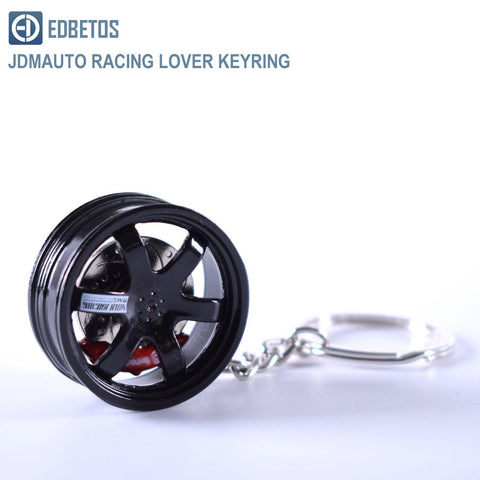 Wheel Rim Keychains - JDM TE37 and Others