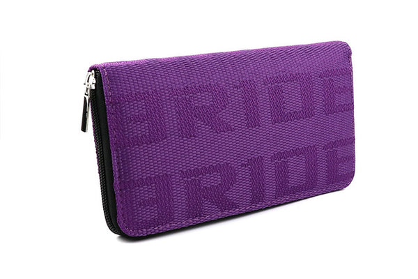 JDM Style Bride Zipper Wallet