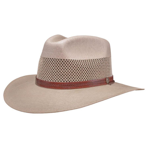 American Hat Makers - Florence Straw Hat ACC.FASHION STRAW AMERICAN HAT MAKERS