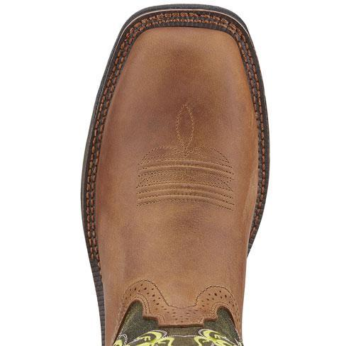 "Ariat Men's 11"" Workhog® Mesteño H2O – Wide Square Composite Toe MENS WORKWTRPSQ SAFETY ARIAT INTERNATIONAL, INC."