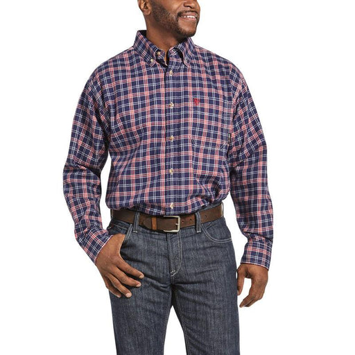 Ariat Men's - FR Ferguson Work Shirt ME.AP.FLAME RESISTANT ARIAT INTERNATIONAL, INC.
