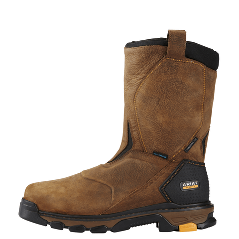 "Ariat Men's - Intrepid 11"" Pull-on H20 - Carbon toe MENS WORKWTRPSQ SAFETY ARIAT INTERNATIONAL, INC."