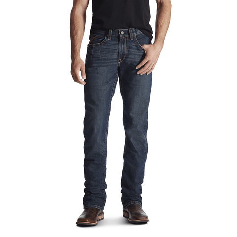 Ariat Men's - Ironside M5 Slim Straight WORK AP.JEANS DENIM ARIAT INTERNATIONAL, INC.