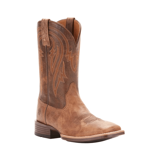 "Ariat Men's - Plano 11"" - Wide Square toe MENS WESTERN SQUARETOE ARIAT INTERNATIONAL, INC."