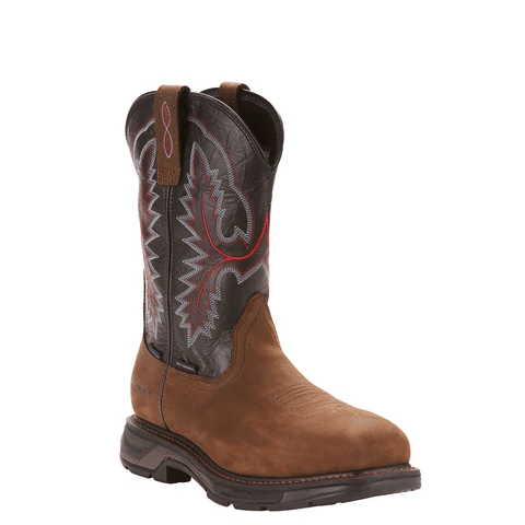 "Ariat Men's - Workhog® 11"" XT H20 - Carbon toe MENS WORKWTRPSQ SAFETY ARIAT INTERNATIONAL, INC."