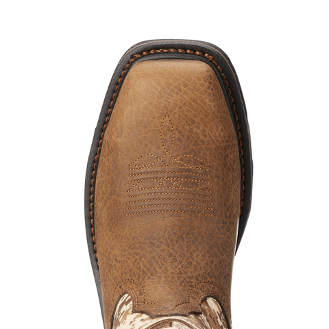 "Ariat Men's - Workhog® Patriot 11"" - Wide Square toe MENS WESTERN SQUARETOE ARIAT INTERNATIONAL, INC."