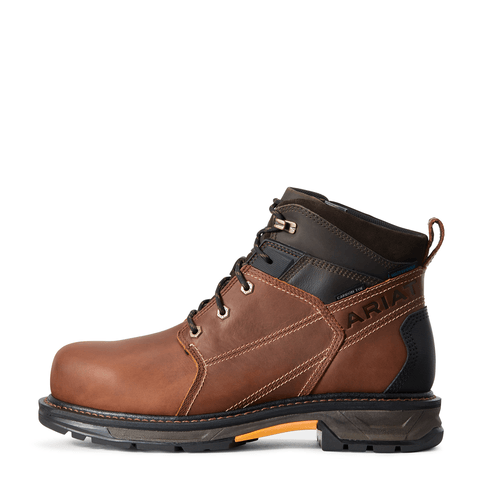 "Ariat Men's - Workhog® XT 6"" H20 - Carbon toe MENS LACEWATRPROOFSAFETY TOE ARIAT INTERNATIONAL, INC."