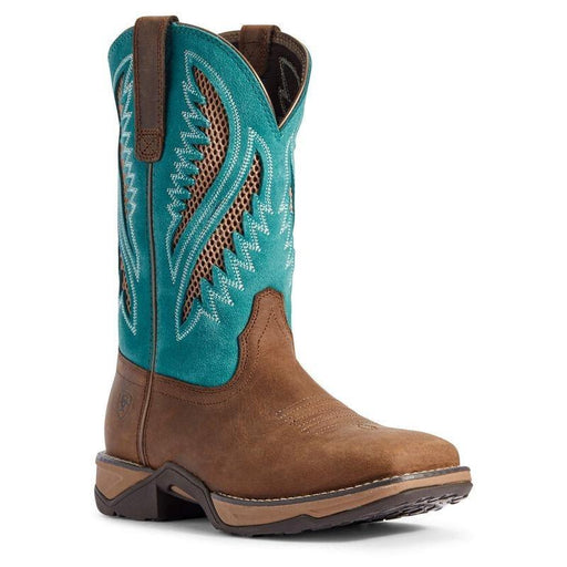 "Ariat Women's - 10"" Anthem VentTEK - Wide Square Toe WOMENS BOOT WESTERNSQUARE TOE ARIAT INTERNATIONAL, INC."