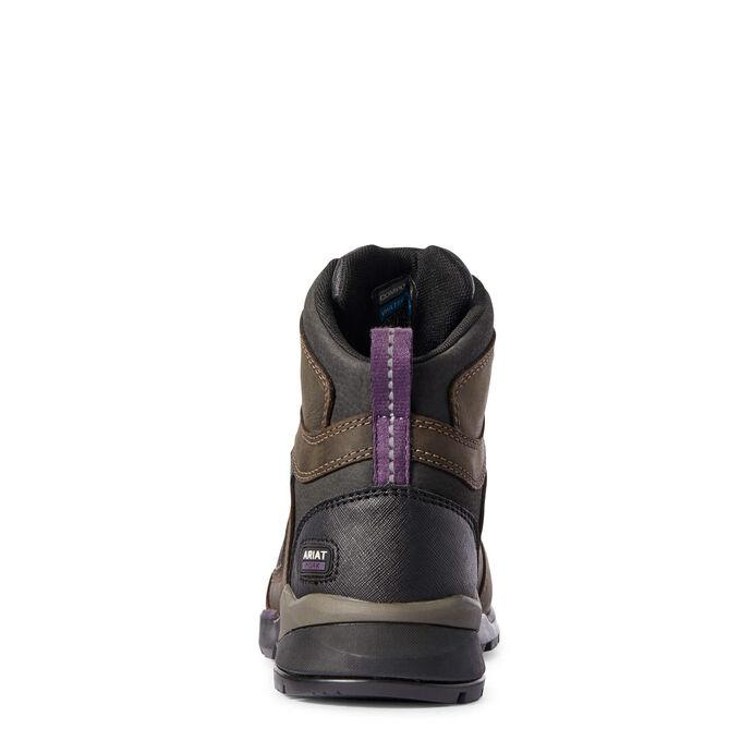 "Ariat Women's - 6"" Rebar Flex Waterproof - Carbon Toe WOMEN LACEWTRPROOFSAFETY TOE ARIAT INTERNATIONAL, INC."