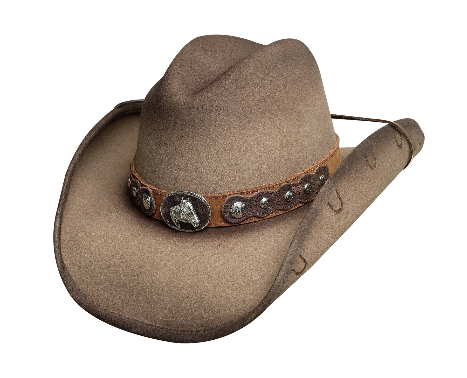 Bullhide Hats Sunfisher – Tan Cowboy/girl Hat ACC.HAT WOOL FELT BULLHIDE HAT CO.