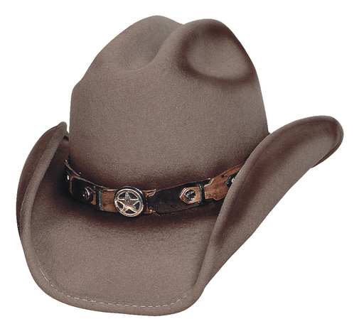Bullhide Hats Yearling – Cowboy/girl Kids Hat KIDS HATS-WOOL BULLHIDE HAT CO.
