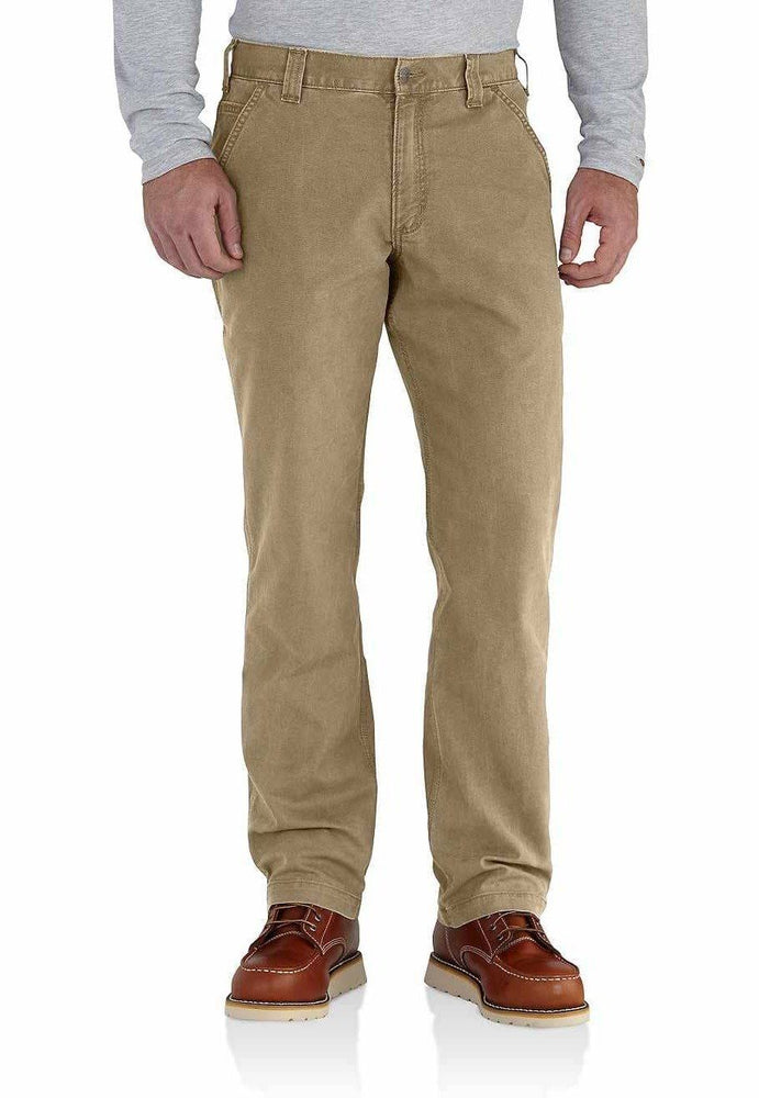 Carhartt Men's - Dark Khaki Rugged Flex® WORK AP.DUNGAREE CARHARTT, INC.