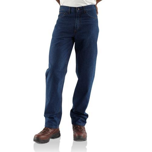 Carhartt Men's Flame Resistant Signature Denim Jean - Relaxed Fit ME.AP.FLAME RESISTANT CARHARTT, INC.