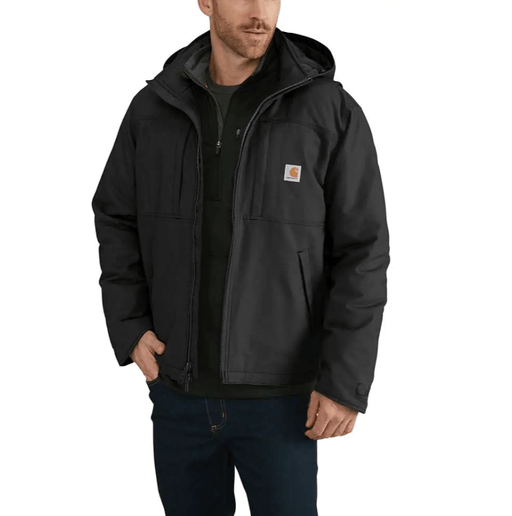 Carhartt Men's - Full Swing® - Black Cryder Jacket WORK AP.OUTERWEAR INSULATED CARHARTT, INC.