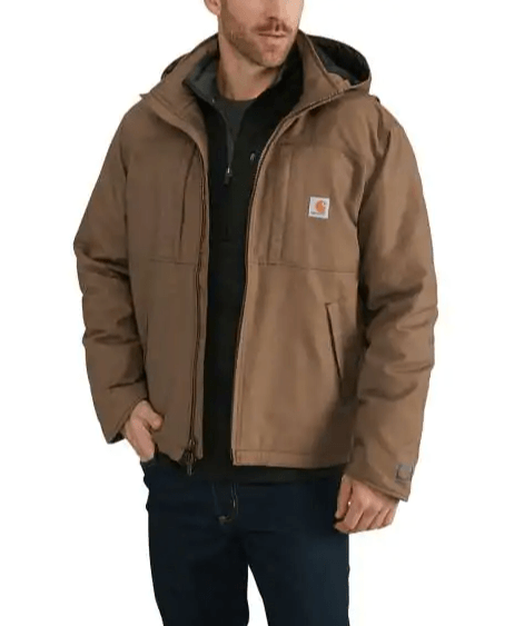 Carhartt Men's - Full Swing® - Canyon Brown Cryder Jacket WORK AP.OUTERWEAR INSULATED CARHARTT, INC.