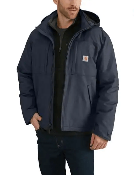 Carhartt Men's - Full Swing® - Navy Cryder Jacket WORK AP.OUTERWEAR INSULATED CARHARTT, INC.