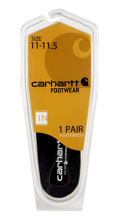 Carhartt Men's - Insite Precision Insoles ACC.CAREINSOLES BLACK DIAMOND
