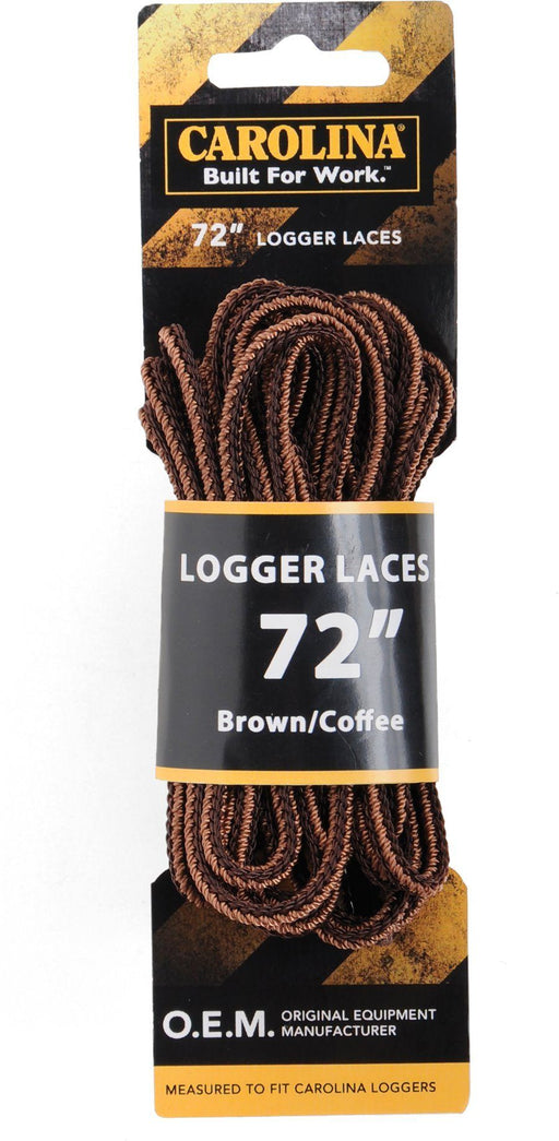 "Carolina Logger Laces 72"" ACC.BOOT LACES CAROLINA SHOE COMPANY"